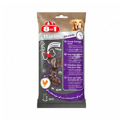 8in1 - Friandises Éducatives Training Pro Activity pour Chien - 100g