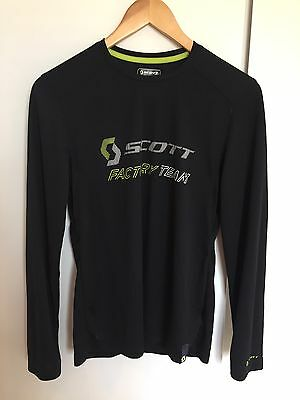 Scott Factory Team MTB Cycle Jersey Size Small