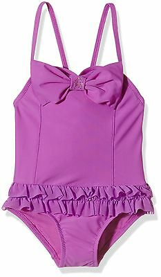 (TG. 2-3 Anni) Angels Face Roma Bathing Suit, Nuoto Bambina, Purple (O4D)