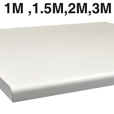 Laminate 30mm Antique white laminate kitchen worktop 2m, 3m, 1.5m &1m lengths