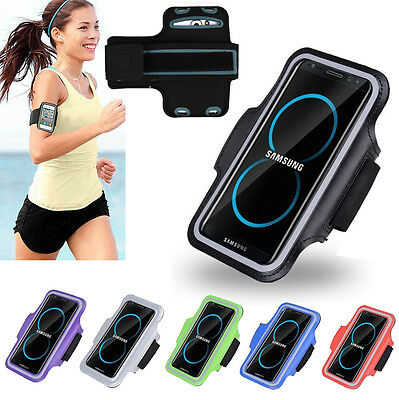 Gym Running Sport Armband Arm Case Holder Cover for Samsung Galaxy S9/S8/Plus/+