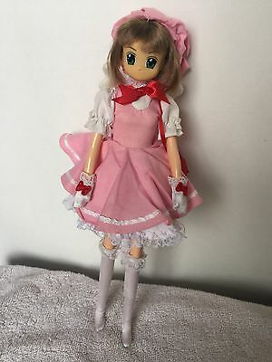 """Cardcaptor Sakura Asian Doll Anime 12"""" Missing Shoes And Accessories"""