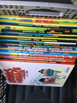Denis The Menace Annual Collection