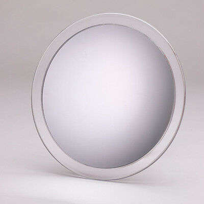 5X Magnifying Cosmetic Shaving Bathroom Suction Cup Shower Wall Mirror 15cm