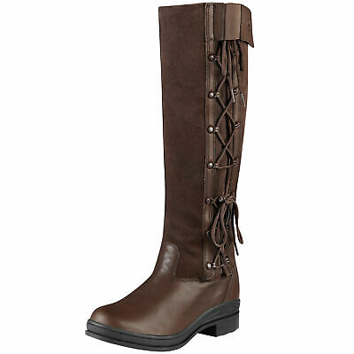 Ariat Grasmere Country/ Long Riding Boot - Brown -