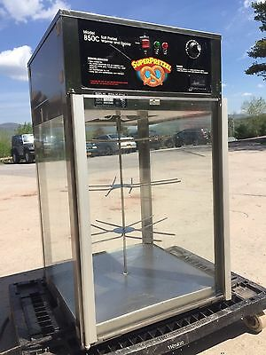 Used Commercial Super Pretzel Model 850C Warmer and Display