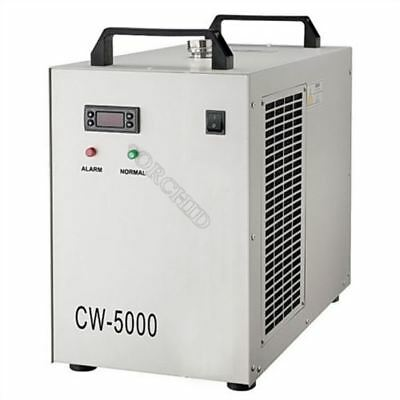 Industrial Water Chiller CW-5000AG For Single 80W CO2 Laser Tube Cooling 220V zr