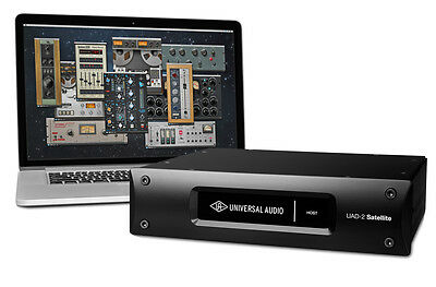 Universal Audio UAD2 Quad Core Satellite Thunderbolt :: Unopened, Full Warranty