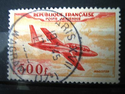 Timbres France-Pa N° 32 Oblitere