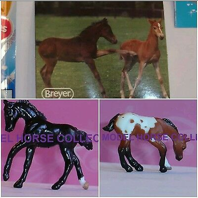 Breyer BLAZE & HERO 2016 Surprise Series 2 Mini Whinnie Blind Bag Foals