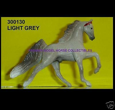 Breyer Grey BIG LICK Tennessee Walking Horse STALLION Mini Whinnie TWH 300130
