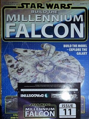 Star Wars DeAgostini weekly issues 1 to 100 Build The Millennium Falcon