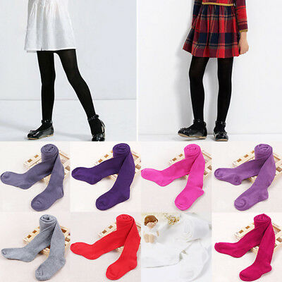 Baby Kids Children Toddler Girls Winter Warm Tights Pantyhose Socks Pants
