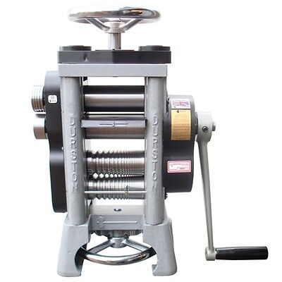 New Durston Goldpro® Model D2-130 Stacked Combination Hand Rolling Mill - Metal