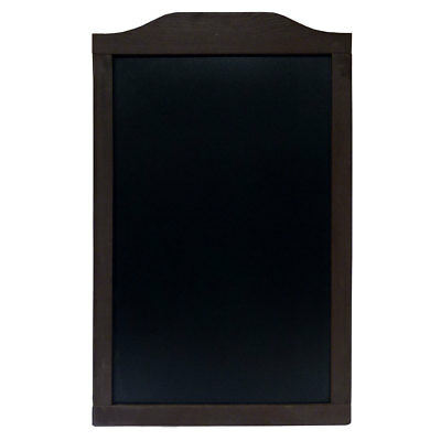 "WOODEN MENU BOARD,SIGN,CHALK BOARD, PUB, RESTAURANT 39.50"" x 27.5"" BLACKBOARD V+"
