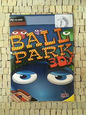 Jeu Pc Cdrom Ball Park 3Dx
