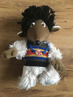 first love Stepney womble soft toy Approx 10ins 1998