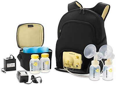 New Medela Pump In Style Advanced Breast Pump Backpack #57062