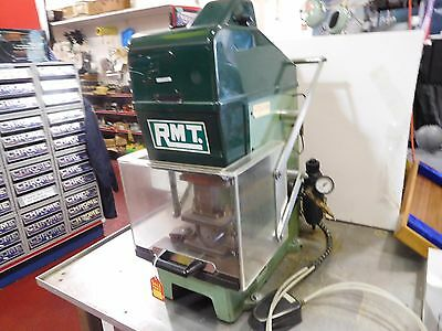 Rother Machine RMT 5VSG Air  Pneumatic Press and Stand