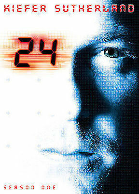 24 - Season 1 (DVD, 2007, 6-Disc Set)  NEW Factory Sealed