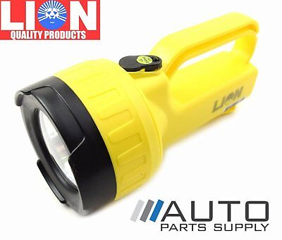 211 Lumen Bright LED Waterproff Dolphin Style Torch Light *Lion Products*