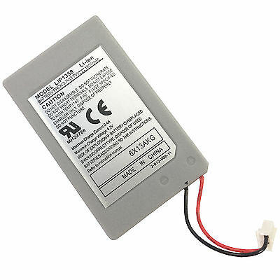 PS3 Playstation 3 Wireless Controller Replacement Battery Sony LIP1359 1800mAh