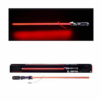 "STAR WARS The Black Series ""DARTH VADER"" Force FX LightSaber.. NEW But Open Box"