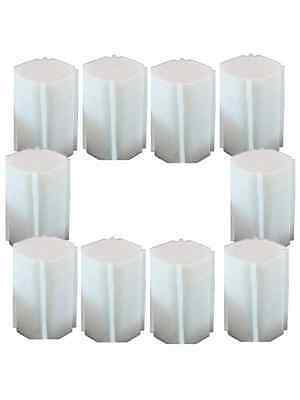American Silver Eagle, Coin Safe-Square Coin Tubes, 10 pack