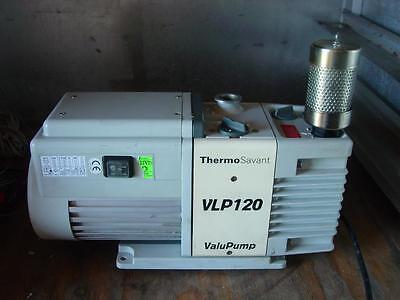 Savant Vlp120 Valupump Vacuum Pump