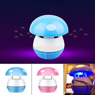Anti Mosquito Electric UV Light Insect Killer Grill Mosquito Pest Fly Bug Zapper