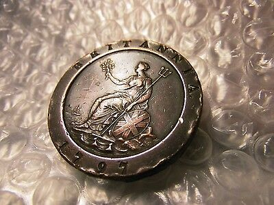 1797 Great Britain 2 Pence, Cartwheel Coin ON SALE NOW SAVE $$$