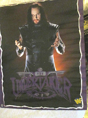 Small Poster: Wwf Wrestling: Undertaker -