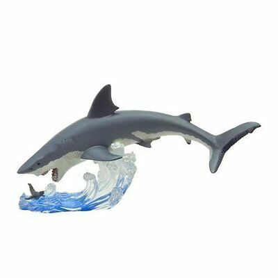 Febaritto Great White Shark attack figure 72101from Japan new Japan new .