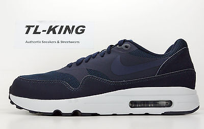Transitorio Diacrítico Limpia el cuarto  NIKE AIR MAX 1 Ultra 2.0 Essential Obsidian Navy Blue 875679-400 Msrp $120  An - $59.98 | PicClick