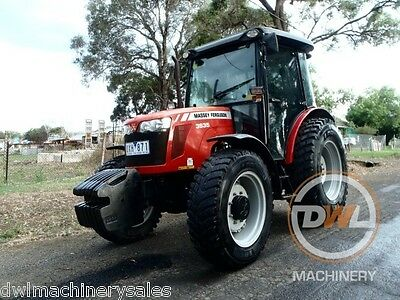 Massey Ferguson 3635 4X4 78Hp Tractor Slasher John Deere Kubota New Holland