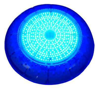 LED Swimming Pool Light with 22m cable, Beautiful Bright Blue 441 LED's