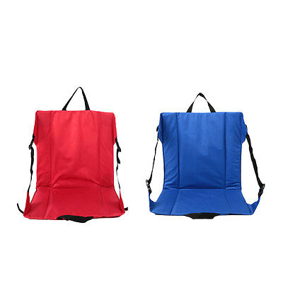 Clip-On Portable Folding Camping Outdoor Side Hiking Stool Chair Seat