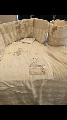 Mamas & Papas cot set - Once upon a time