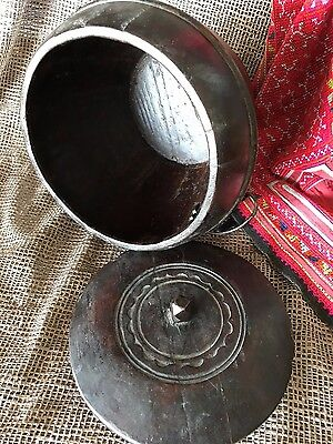 Old Wooden Japanese Rice Server  …beautiful accent piece