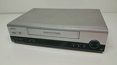 SANYO VHR-VK910A VCR Video Cassette Recorder VHS Player 6 Heads
