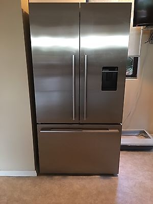 fisher paykel fridge 614L French Door refrigerator