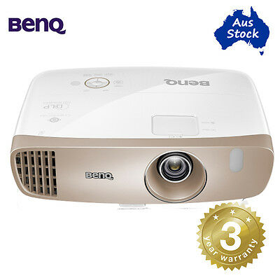 BenQ W2000 1080p Home Theatre Projector New Australian Stock with 3yr Warranty
