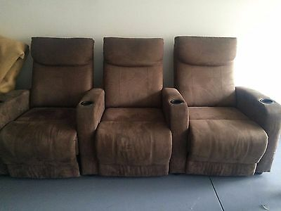 Home Theatre Reclinders/chairs