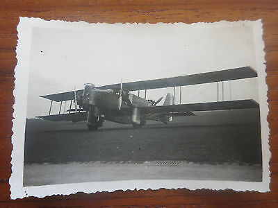 VC - Aviation, ancienne photo avion Leo 206 aerodrome de champagne