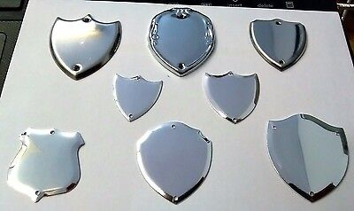 Trophy-Side-Shield-Silver-Chrome-With-Free-Engraving