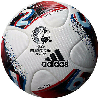 Adidas Euro Cup 2016 - Official Final Match Soccer Ball - France 2016 (A+)