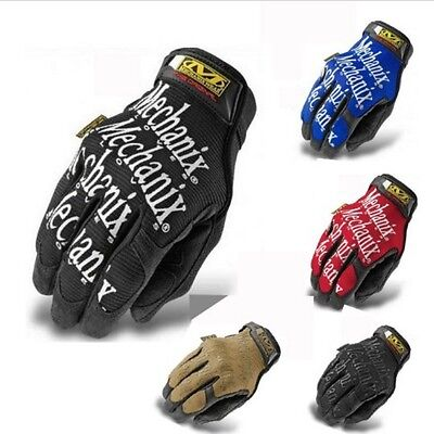 Mechanix Wear Gloves  Trekdry Army Military Bicycle Pact Covert Men Tactical