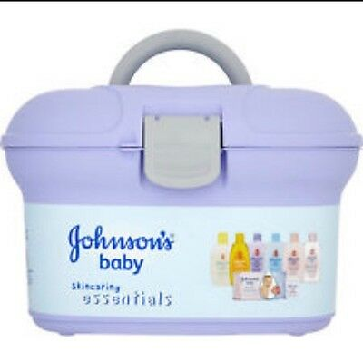 Johnsons baby bath set