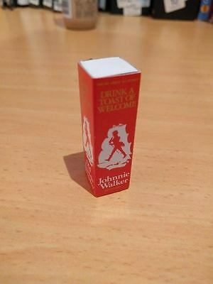 Johnnie Walker Match Box Scotch Whisky Vintage Collectable Rare Matches Lighter