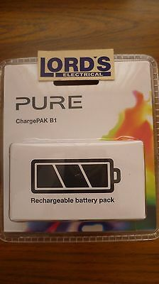 Pure B1 Rechargeable Chargepak Battery Pack One Mini / One Mini Series 2 Vl61949